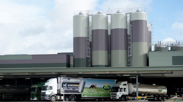 Arla Foods saves 700 tonnes of CO2 annually with Vita Energia lighting